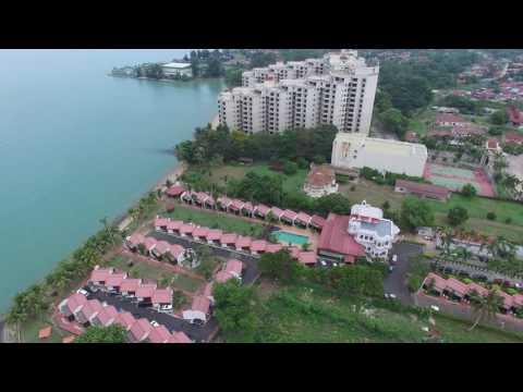 Hari keluarga Ali Shah Khan di Shah's  beach resort. Melaka pada 14-05-2016  (1-4)