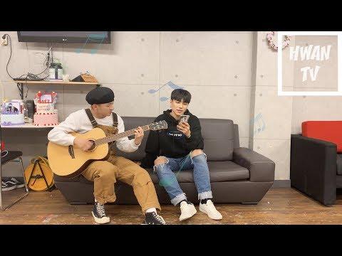 HWAN TV 04. 배너 연습과정 대공개! 그리고 곧 찾아올 봄🌸