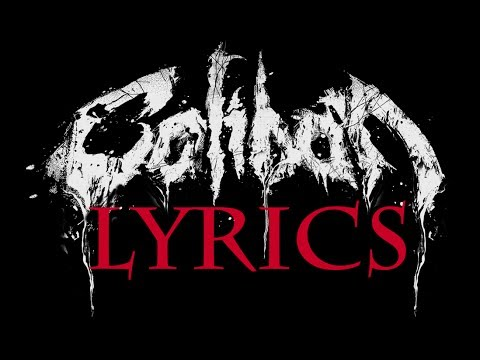 CALIBAN - brOKen [Lyric Video]