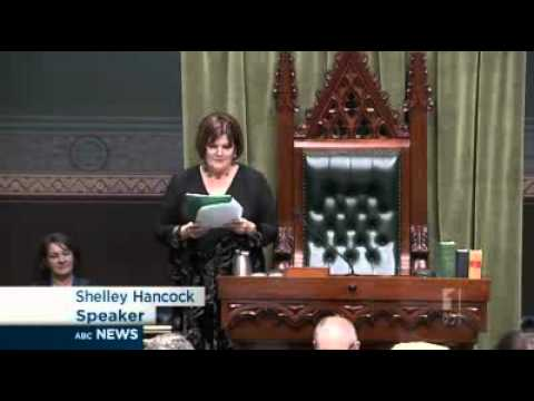 Governor Opens NSW Parliament
