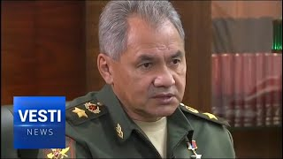 They Shouldn't Mess With Us: Shoigu Explains Why Starting a Fight With Russia is Just NOT Worth It