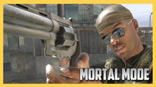 Feeling lucky, punk? - Mortal Mode on Favella (Modern Warfare 2)
