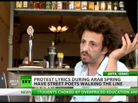 Songs of Spring: Arab musicians fine-tune protests