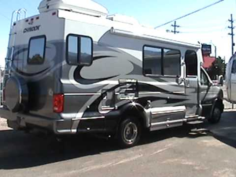 2005 bigfoot m 24sl 25ft class c motorhome ford f450 v10 for Class a diesel motor homes