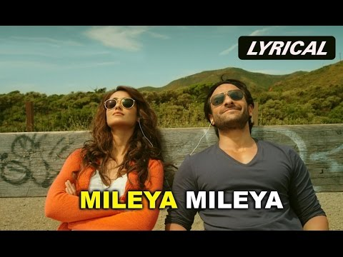Mileya Mileya (Lyrical Video Song) | Happy Ending | Saif Ali Khan, Govinda & Ileana D'Cruz Mp3