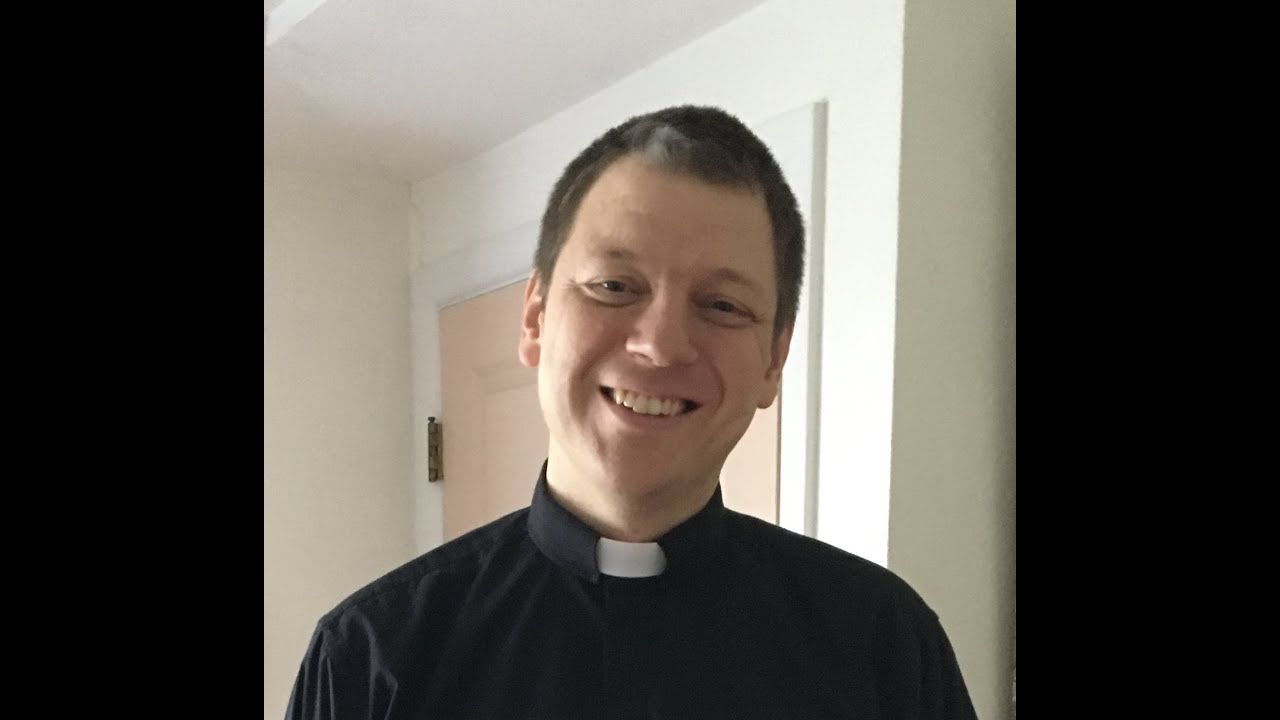 Two Minutes Together with Vicar Ben, First Week of Lent