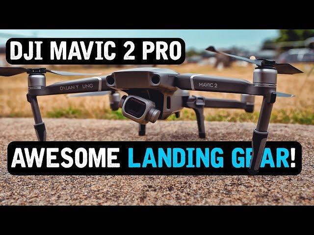 DJI Mavic 2 Pro / LANDING GEAR by PGY Tech! (Showcase)