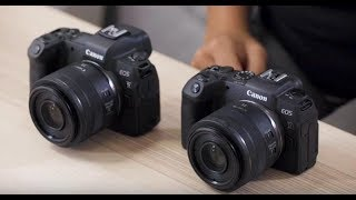 EOS R vs EOS RP Comparison Review