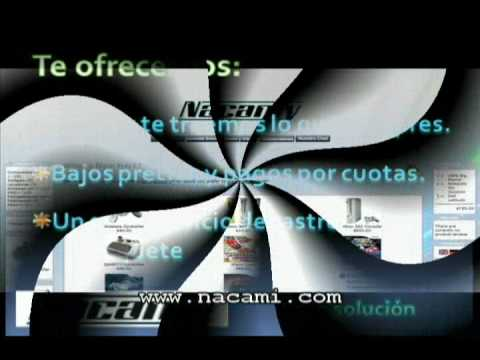 Proyecto E-Commerce: Nacami Electronics