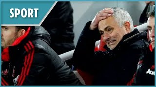 Mourinho sacked as Manchester Utd manager