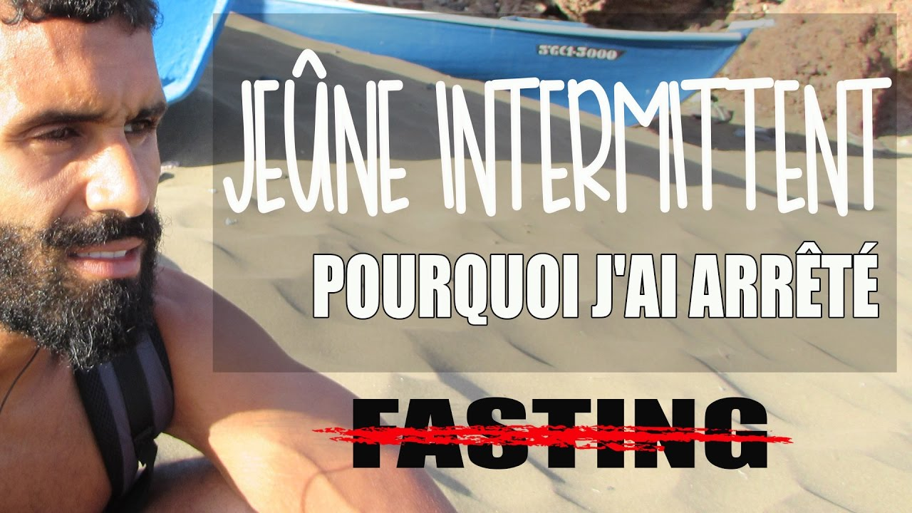 je ne intermittent fasting mon exp rience pourquoi j 39 ai arr t youtube. Black Bedroom Furniture Sets. Home Design Ideas