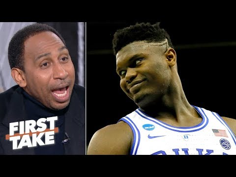 Don't panic if the Knicks don't land Zion, KD and Kyrie are coming! - Stephen A. | First Take