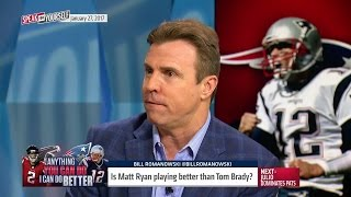 Matt Ryan is definitely not the next Tom Brady | SPEAK FOR YOURSELF