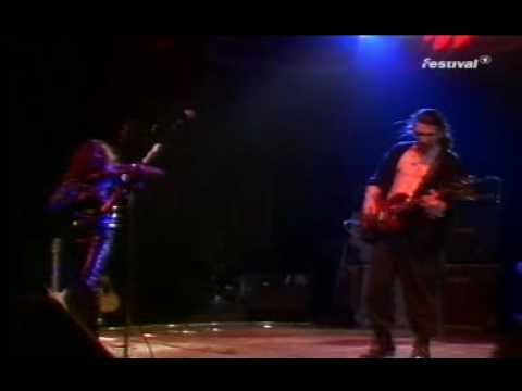 New Model Army - Vagabonds (with Ed Alleyne-Johnson)