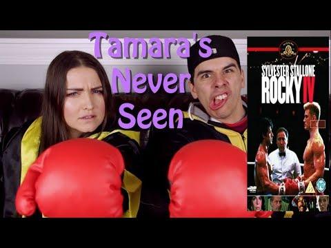 Rocky IV - Tamara's Never Seen