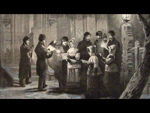 The Origins of Christmas Carols - Jeremy Summerly