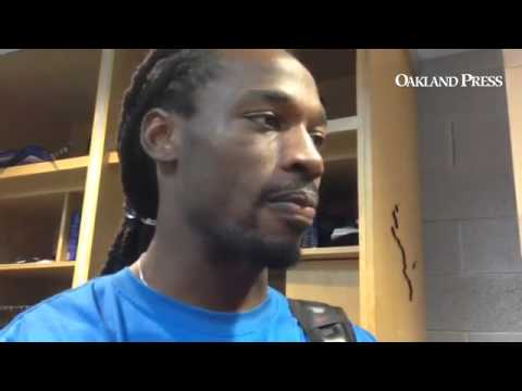 #Lions CB Rashean Mathis on seeing the defense on MNF.