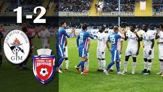 Rezumat: Gaz Metan - FC Botosani 1-2