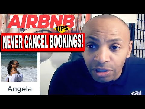 AIRBNB HOST TIPS FOR BEGINNERS & SUPERHOSTS | NEVER CANCEL BOOKINGS!