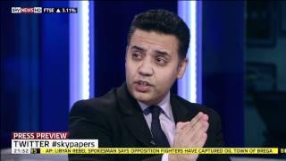 Shahid Malik on UK Riots and Policing -part 2
