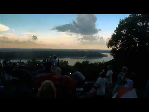 Best Eclipse HD Longest Totality SDT Fort Kaskaskia Chester, IL