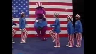 Barney The Yankee Doodle Boy (1991 Version)