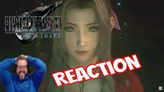 Final Fantasy VII Remake - Opening Movie | REACTION!