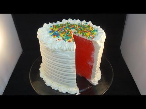 "Fresh Watermelon ""Cake"" - with yoyomax12"