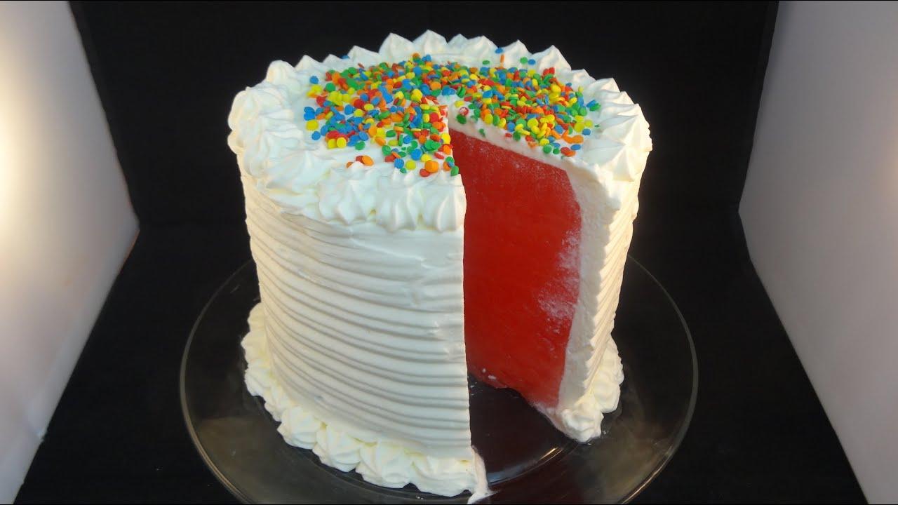 "Fresh Watermelon ""Cake"" - with yoyomax12 - YouTube"