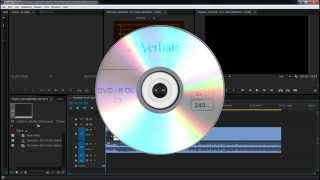Premiere Pro CC and Encore CS6: Making DVDs the Easy Way