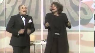 MEL BROOKS AND ANNE BANCROFT PERFORM SWEET GEORGIA BROWN