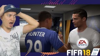 FIFA 18 - EL CAMINO - ALEX HUNTER VA PARA EL REAL MADRID