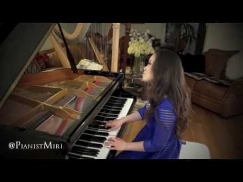 Tori Kelly - I Was Made for Loving You ft. Ed Sheeran   Piano Cover by Pianistmiri 이미리