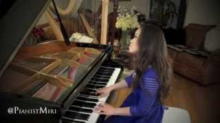 Tori Kelly - I Was Made for Loving You ft. Ed Sheeran | Piano Cover by Pianistmiri 이미리