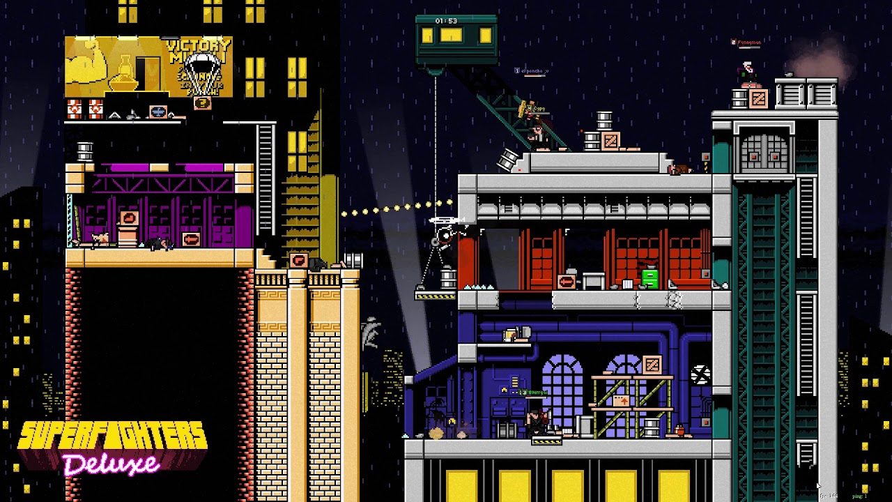 Superfighters Deluxe Random Gameplay 054