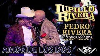 Lupillo / Pedro Rivera - Amor de los Dos - M3Live Febrero 09 2018