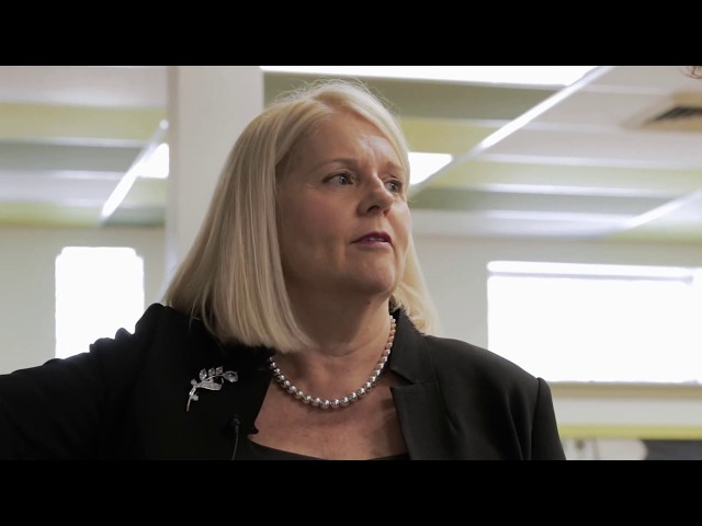 AU MP Karen Andrews visits TerraCycle