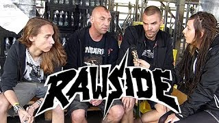 RAWSIDE Interview - SubculTV