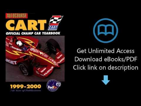 Download Autocourse Cart Official Champ Car Yearbook 1999-2000 (Autocourse Cart Official Yea [P.D.F]