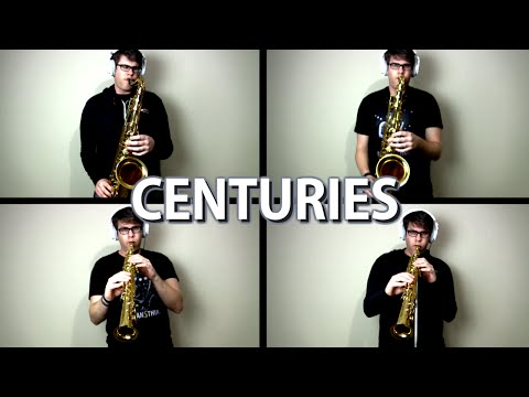 CENTURIES - Fall Out Boy - Tenor and Soprano Sax - BriansThing