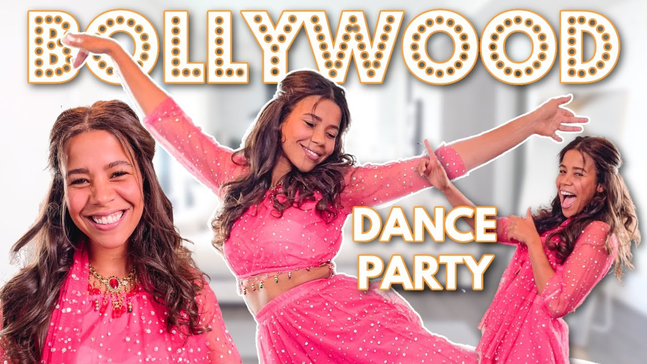 Download Bollywood Dance Party Workout   Low Impact Beginner Workout   growwithjo