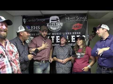 Justin Kemp Band Interview CMA Fest 2017