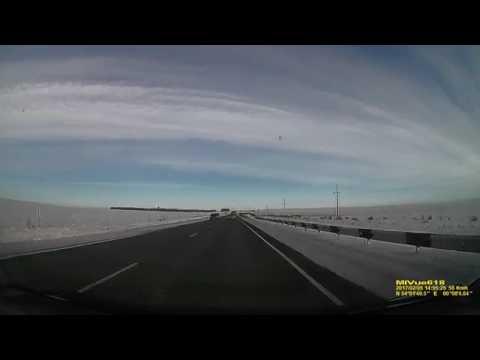 ДТП на трассе Сибай Челябинск 05 02 2017