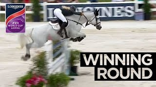 Kristen Vanderveen was clearly the best! | Ocala | Longines FEI World Cup™ Jumping NAL