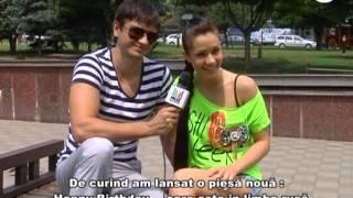 Irina Tarasiuc si Serghey Kovalsky un cuplu ideal! PRO NEWS