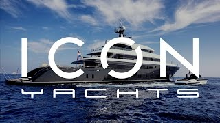 ICON Yachts - ICON at the Monaco Yacht Show