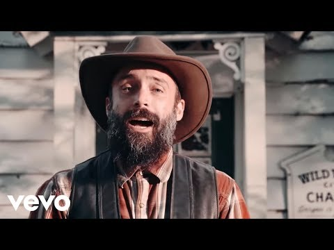 "Clutch appeared in images of cowboys in new video ""A Quick Death in Texas"""