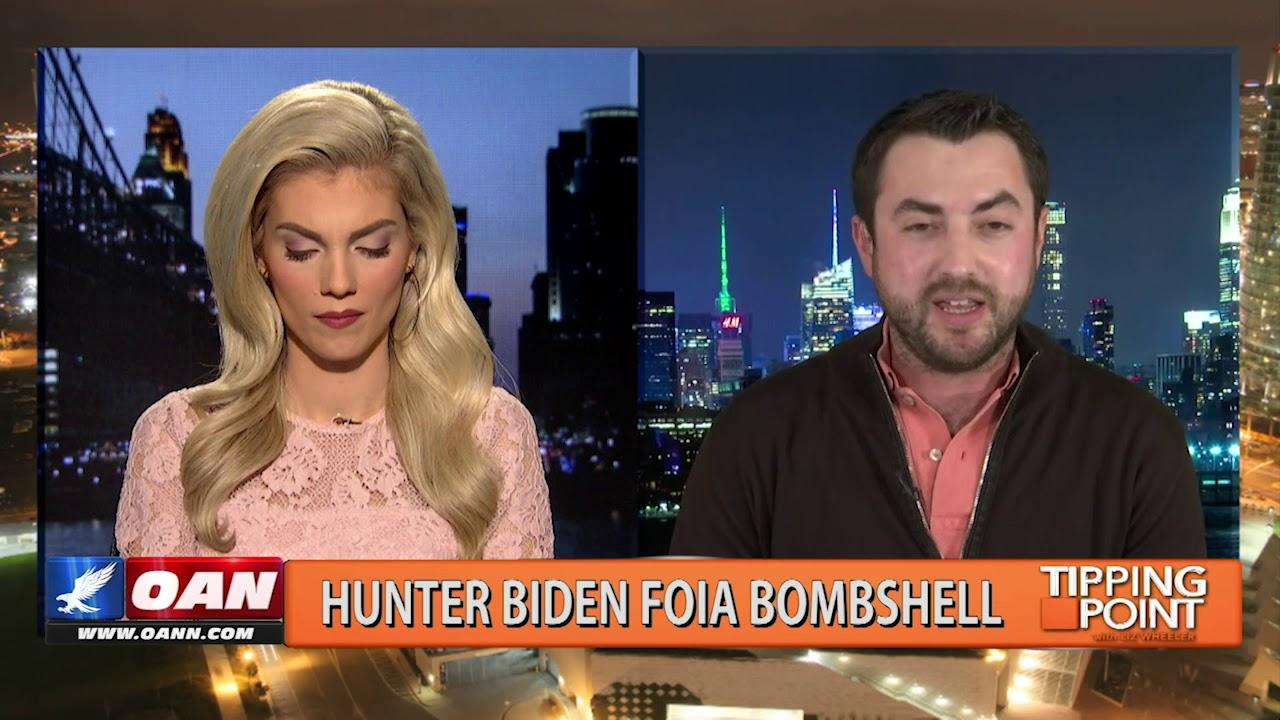 OAN Hunter Biden FOIA Bombshell