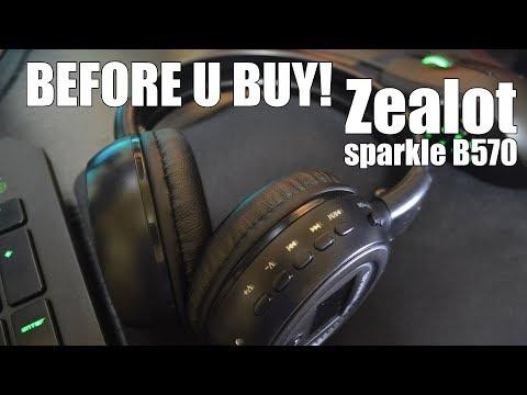 Zealot sparkle B570 review/unbox/tutorial