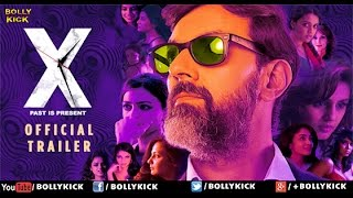 X: Past Is Present | Hindi Trailer 2019 | Huma Qureshi | Radhika Apte